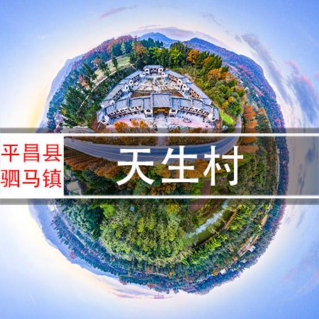 驷马镇天生村720VR全景