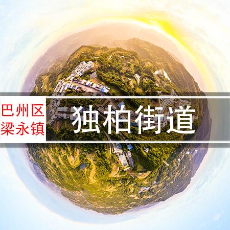 梁永镇独柏街道720VR全景